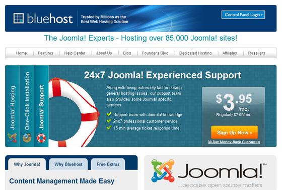 bluehost-joomla-hosting