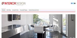 Interior Design Joomla 32 Template Free
